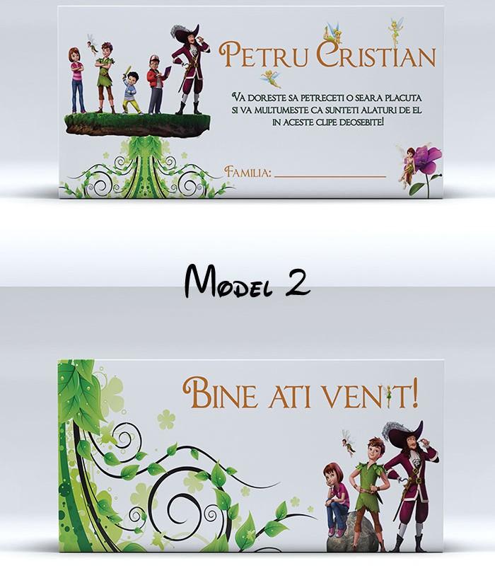 Plc pentru bani cu Peter Pan