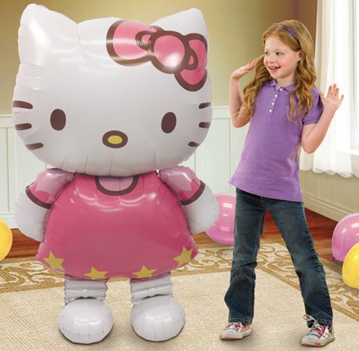 Baloane cu Hello Kitty