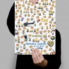 Guestbook sau Carte pentru Oaspeti cu Minionii