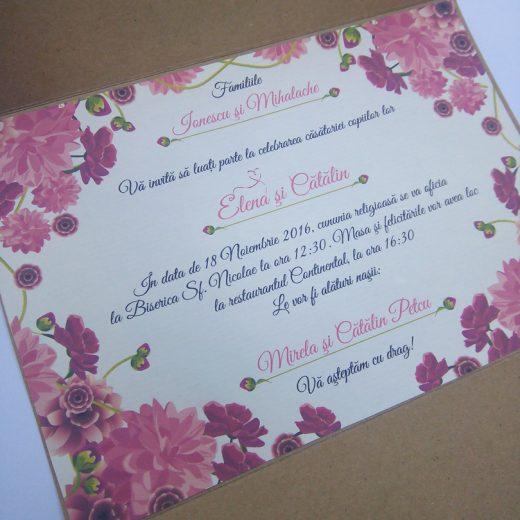 Invitaţii Nuntă Arhive Pagina 2 Din 4 Tulparo