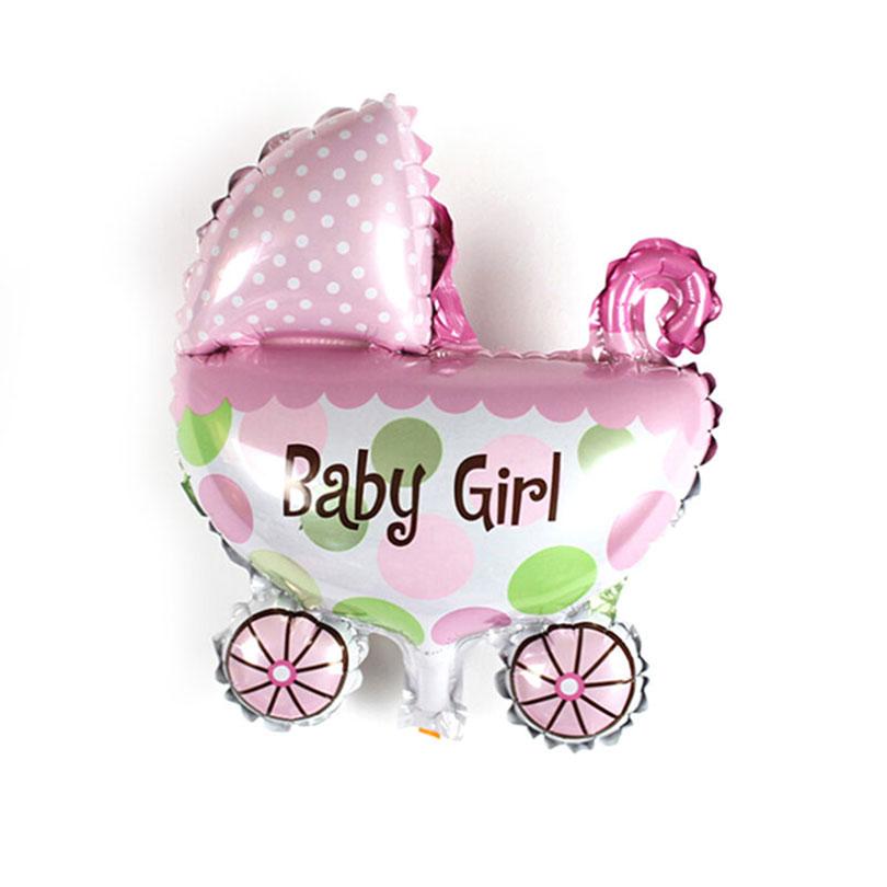 Balon în formă de landou pentru petreceri deosebite pentru fetite!