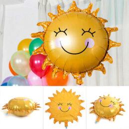 Baloane formă de Soare