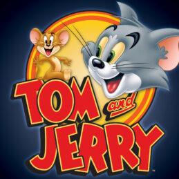 Set pentru botez cu Tom şi Jerry