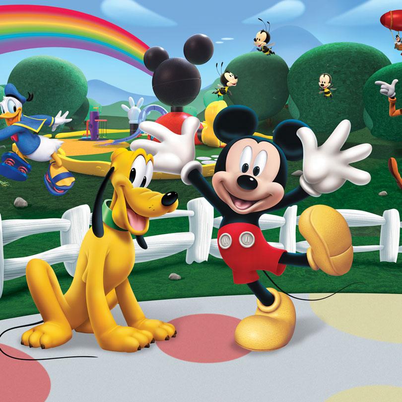 Botez Clubul Lui Mickey Mouse Prietenii Vin în Ajutor Tulpa Ro