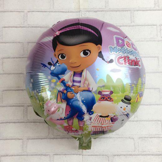 Baloane cu Doctoriţa Pluşica