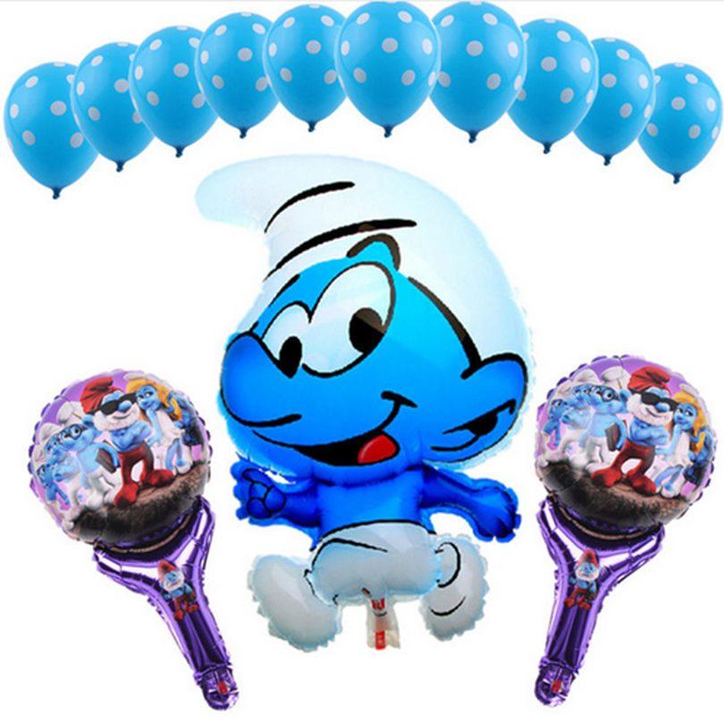 Baloane cu Strumfi