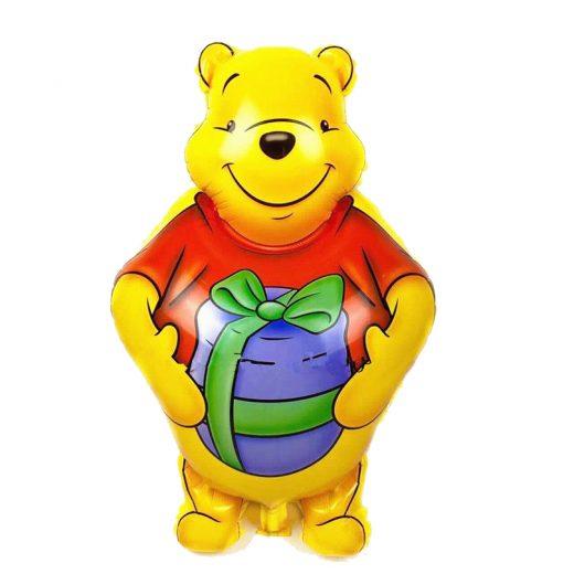 Balon mare cu Winnie the Pooh
