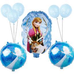 set baloane cu Printesa Sofia