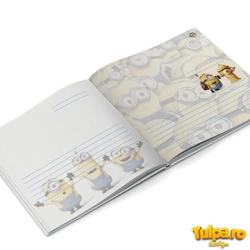 Carte de amintiri cu Minioni