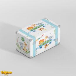 Cutie plicuri cu animăluţe - Safari 2