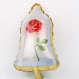 Baloane cu trandafir