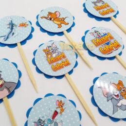 Beţişoare Tom şi Jerry pentru Candy Bar