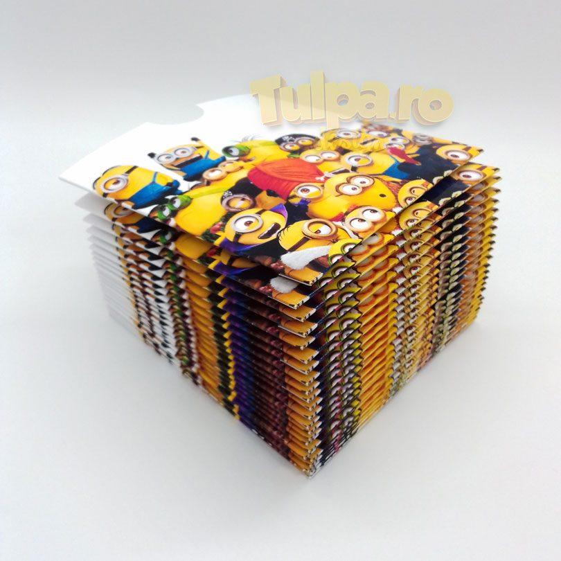Poză magnetică cu Minioni