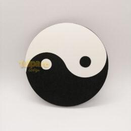 Invitaţie de nuntă Yin-Yang