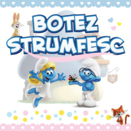 Botez cu Strumfi - The Lost Village