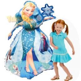 Balon mare cu Elsa