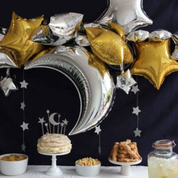 Set baloane metalizate