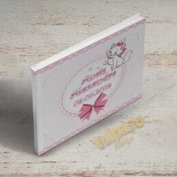 Guest Book cu Pisicuţa Marie pentru botez