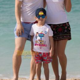 Tricou personalizat Patrula Căţeluşilor, pentru băieţi şi fetiţe