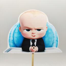 Aranjamente cu Boss Baby pentru masă sau Candy Bar